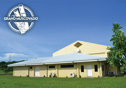 GRAND MUSCOVADO MILLING CORP.